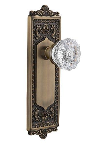 Antique Crystal Door Knobs - 7