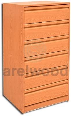 arelwood Cajonera para Armario Textil Cactus Montada 55X60-6 ...