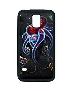 Metroid Prime Metroids Essence ~ Silicone Patterned Protective Skin Rubber Case Cover for Samsung Galaxy S5 i9600 - Haxlly Designs Case