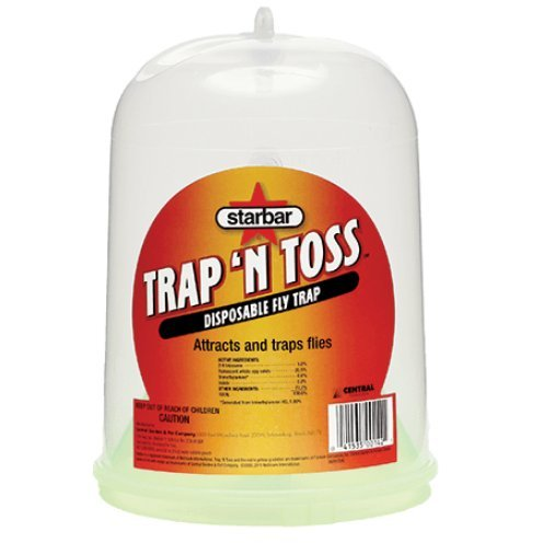zoecon Trap N Toss Fly Trap