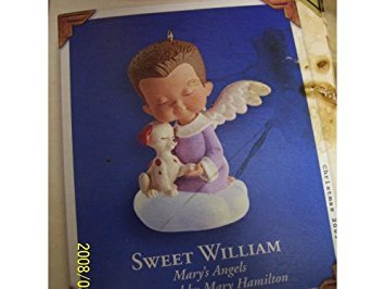 - 2003 Sweet William Mary's Angels Collector's Series 16th in Series