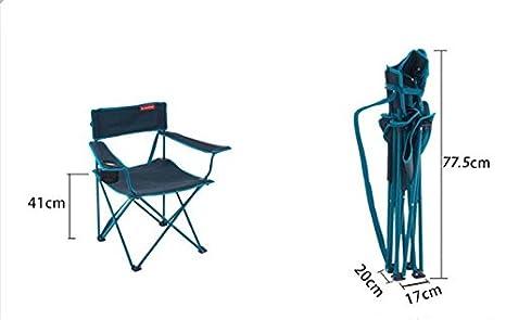 Ligero Aire Libre Plegable Silla De Camping De,Compacto ...