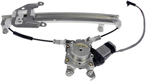 Dorman 741-778 Rear Passenger Side Power Window Regulator and Motor Assembly for Select Infiniti / Nissan Models
