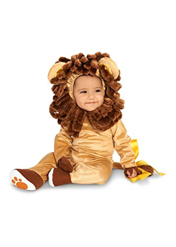 Prince of the Jungle Lion Cub Costume - Kids And Toddler Simba Costumes