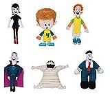 Hotel Transylvania 2 Complete 18 Plush Stuffed Animal Doll Toy 6 Piece Set