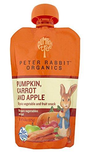 RABBIT ORGANICS Pumpkin Carrot 4 4 Ounce product image