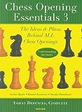 Chess Opening Essentials - Volume 3-Stefan Djuric Dimitri Komarov Claudio Pantaleoni