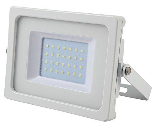 V-TAC VT-4933 30W LED A+ Blanco Proyector - Proyectores (30 W, LED ...