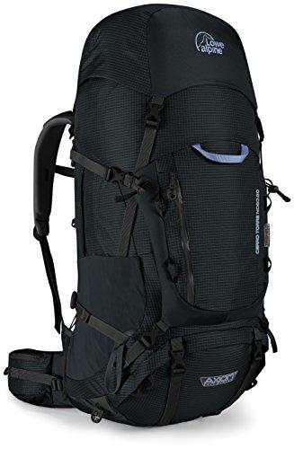 - Lowe Alpine Cerro Torre 60:80 ND Backpack - Women's Black Regular