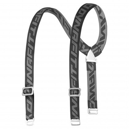 DYNAFIT Bretelle Suspender, Asfalto, One Size, 08–0000070627 08-0000070627 08-0000070627