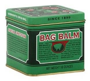 Bag-Balm, Vermonts Original Moisturizing & Softening Ointment - 10 Oz