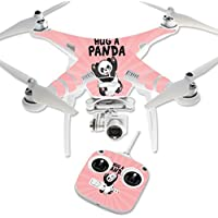 Skin For DJI Phantom 3 Standard – Hug A Panda   MightySkins Protective, Durable, and Unique Vinyl Decal wrap cover   Easy To Apply, Remove, and Change Styles   Made in the USA