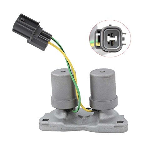 XtremeAmazing Transmission Dual Control Shift Lock up Solenoid for Honda Acura
