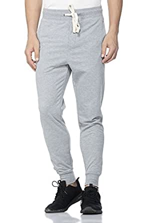 Tinted Men's Cotton Track Pant TJ4303-GREY-30