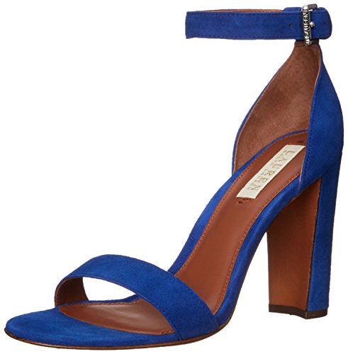 Lauren Sandal Kendal Women's Ralph Lauren Dress Royal Kid Suede aSq5vxU