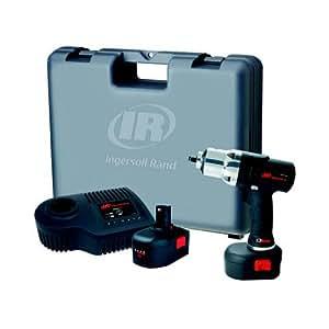 Ingersoll Rand W150-KL2 IQV 14.4-Volt 3/8-Inch Li-Ion Impact Driver Kit