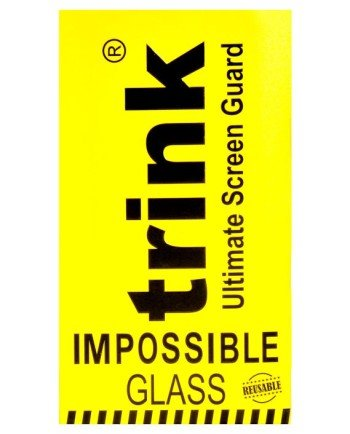 TRINK PROTECTION / IMPOSSIBLE GLASS / SCREEN GUARD FOR SAMSUNG C9 PRO