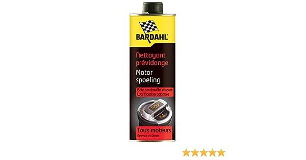 BARDAHL Bardhal 2001032 limpiador previo al cambio de aceite, 300 ml: Amazon.es: Coche y moto