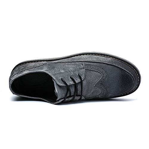 shoes Scarpe Casual Enhanced Uomo Oxford Outsole retr Business Youth Xiaojuan British dwSqd
