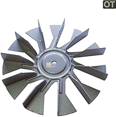 Alas para horno de aire caliente Ventilador, OT. 358196098 AEG ...