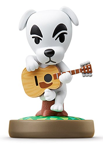 amiibo Totakeke (Animal Crossing series)]()