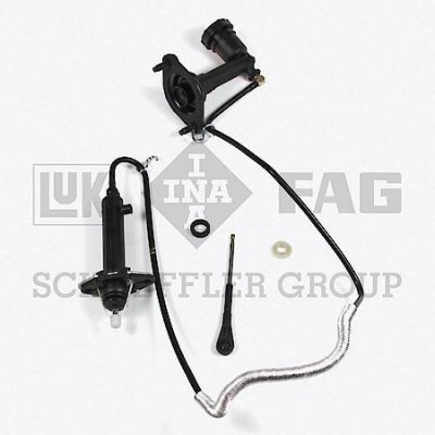 LuK CRS011 Pre-Filled Hydraulic Clutch Assembly