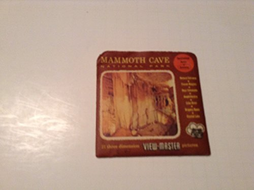 (Mammoth Cave Viewmaster Reels )