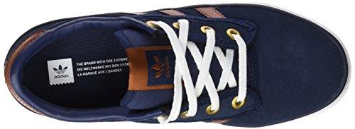 adidas Jungen Kiel Skaterschuhe Azul (Maruni / Nocolo / Ftwbla)