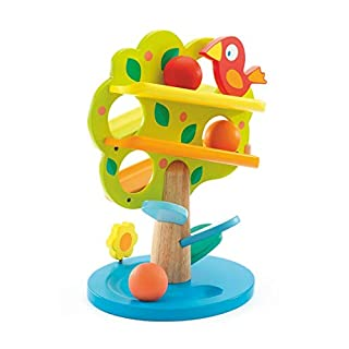 DJECO Tac Boum Pom Tree Activity Toy