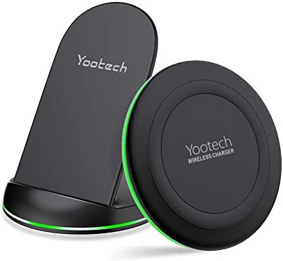 Wireless Charging Qi Certified Compatible Included