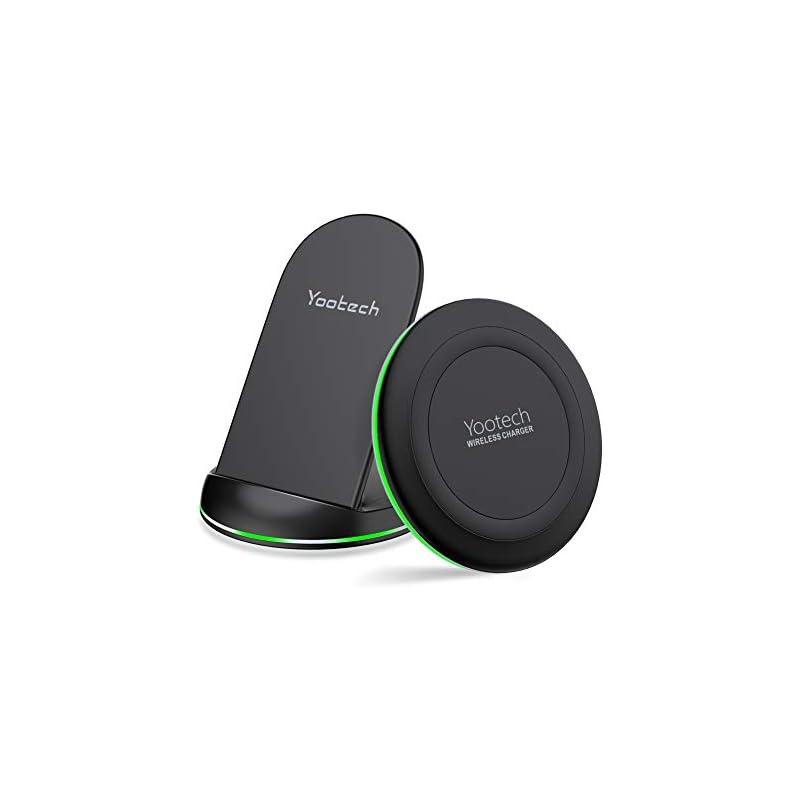 yootech Wireless Charging Bundle, Qi-Cer