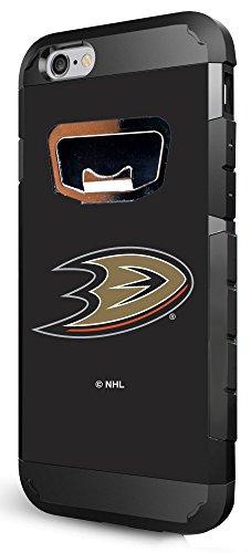 NHL Anaheim Ducks Bottle Opener iPhone 6 Case, One Size, (Anaheim Bottle)