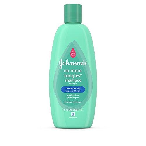 Johnson's Baby Shampoo & Conditioner by Johnson & Johnson for Kids - 13 oz Shampoo & (Tear Free Conditioning Shampoo)