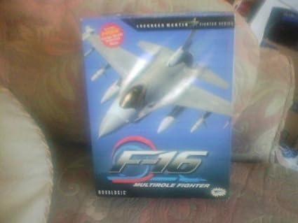 F-16 MULTIROLE FIGHTER PC BIG BOX WINDOWS 95/98: Amazon co