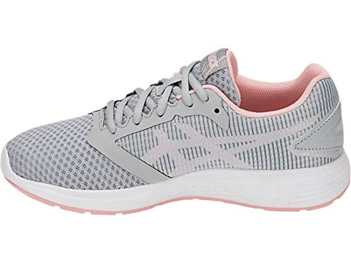 9 Asics Women's Rose frosted Mid Grey Patriot B Us zwYwP6qFn