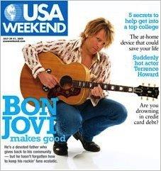 Download USA Weekend July 29-31, 2005 Bon Jovi PDF