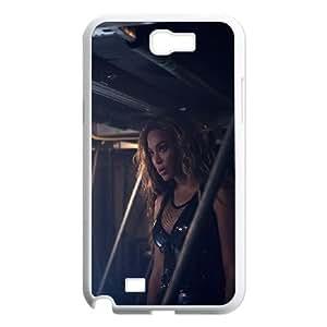 Samsung Galaxy N2 7100 Cell Phone Case White_hd15 beyonse knowlse music artist sexy star Xlzit