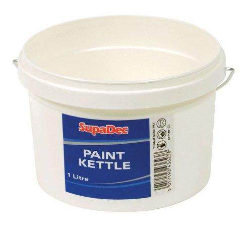 SupaDec Plastic Paint Kettle 1 Litre