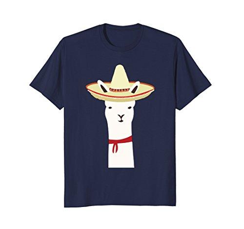Mexican Lama Hero T-Shirt best for lama lover (Sleeve Cap Mexico Womens T-shirt)