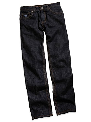 GUESS Kids Big Boys' Denim Brit Rocker Rinse Jean (8) ()