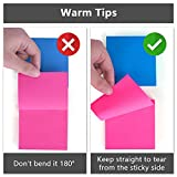 Sticky Notes 3x3 Inches - Sticky Notes with