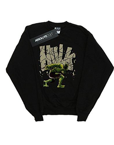Camisa Rock De Negro Entrenamiento Mujer Hulk Marvel wq4Tn10H4