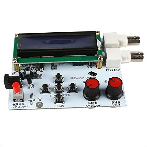 Price comparison product image HATCHMATIC New DDS Function Signal Generator Module Sine Square Sawtooth Wave Kit