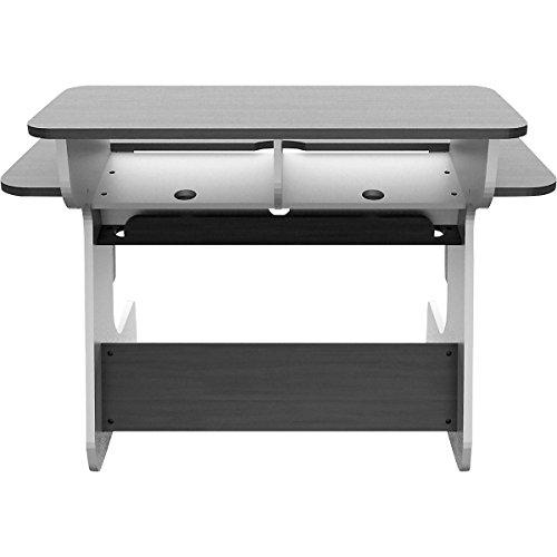 Zaor Miza 61 Studio Desk Titanium/Wenge by Zaor (Image #4)