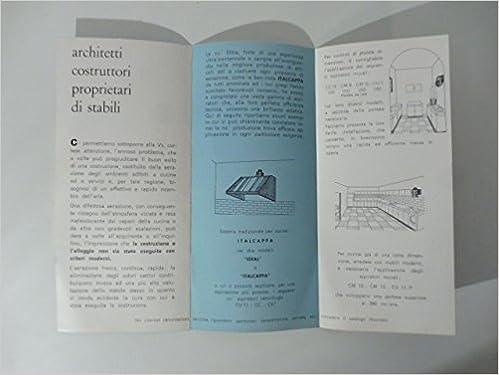 Amazon.it: Aspira. Ballo Giuseppe, Torino. Italcappa Ideal - Anonimo ...