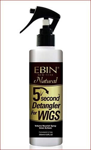 Ebin York Second Detangler 250ml product image