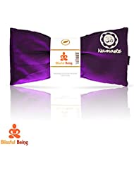 Namaste Yoga Lavender Eye Pillow by Blissful Being - Purple