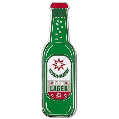 cheap PinMart Lite Lager Beer Bottle Enamel Lapel Pin on sale
