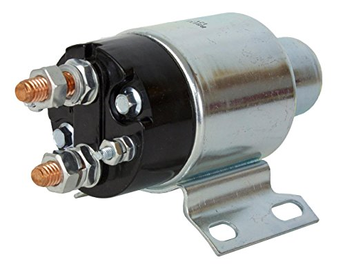 NEW STARTER SOLENOID FITS OLIVER TRACTOR 1550 1555 1650 1655 1750 1755 D 1855 770 -  RAREELECTRICAL, 66-102T6