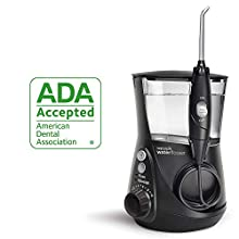 The Easy and More Effective Way to Floss, the Waterpik Aquarius Professional Water Flosser is the most advanced water flosser ever. And it is the first dental water flosser in its class accepted by the American Dental Association (ADA). It cl...